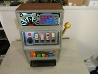 Vintage Waco Casino King Slot Machine.