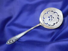 GORHAM LILY OF THE VALLEY STERLING SILVER TOMATO SERVER - VERY GOOD CONDITION