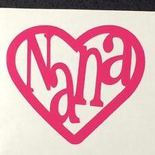 Custom YETI Vinyl Nana Decal