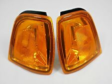 NEW Ford RANGER Parking Signal Light Lamp Housings PAIR 2001 2002 2003 2004 2005