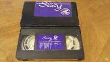 PRINCE AND THE NEW POWER GENERATION SEXY VIDEO VHS PROMO PRO-V-5570 RARE HTF