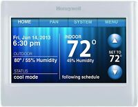 Honeywell TH9320WF5003 Wi-Fi Touch Screen Programmable Thermostat,1 Pack -White