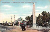 BR45946 Constantinople la mosquee de ste sophie et l hippodrome turkey