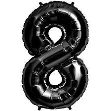 "34"" Number Foil Wedding Photo Shoot NewYears Birthday Graduations Balloons (1pc)"