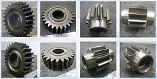 Complete set of 8- Gear Spurs for 12K Knuckle; 4 Lower 6009452 + 4 Upper 6009453