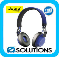 JABRA MOVE Wireless Bluetooth Headset - BLUE