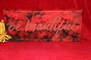 BAREMINERALS BE BEAUTIFUL FACE & EYESHADOW PALETTE LIMITED EDITION BOX AUTHENTIC