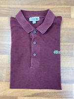 Men's - Lacoste Red - Size Large - Short Sleeve Polo Shirt