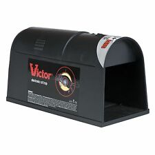 Victor Electronic Rat Trap - M240 Pest Control No Touch Reusable Battery