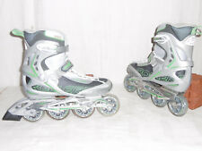 """Rollerblade """"Spark FX"""" señores fitness cánido GR: 42 con sg7 de rodamientos de bolas"""