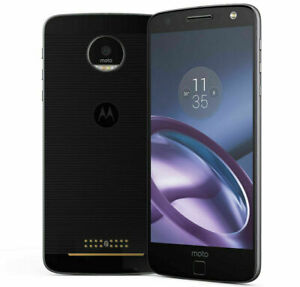 MOTOROLA MOTO Z XT1650-01 EUROPE 4gb/64gb Black 13mp Fingerprint Android 4g LTE
