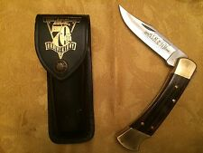 110 Buck knife Ace hardware 70th anniversary/with sheath
