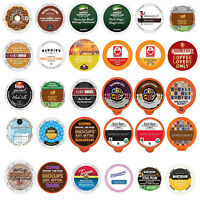 Coffee Single serve cups For Keurig K cups Brewer Variety Pack Sampler,30 count