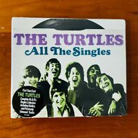The Turtles - All The Singles (Double CD) - NEW/SEALED