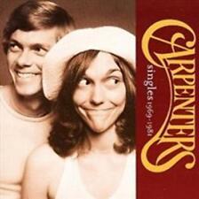 THE CARPENTERS - SINGLES 1969-1981 NUEVO CD