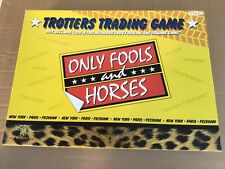 ONLY FOOLS AND HORSES   TROTTERS TRADING BOARD GAME    COMPLETE