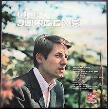UDO JURGENS RARE ORIGINAL LP 33T BIEM  WARUM NUR WARUM NEUF MINT + INSERT