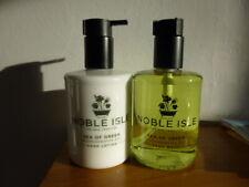 Noble Isle SEA OF GREEN Hand Wash & Hand Lotion BN