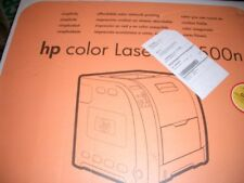 HP Color LaserJet 3500 -- Heavy Duty High End Workgroup Laser Printer -NEW