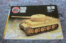 *airfix modellbausatz tiger tank H0/00 serie 1 in ovp