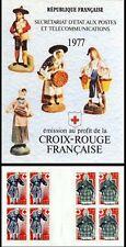 Carnet Croix-Rouge CR2026 - Carnet Croix Rouge  - 1977