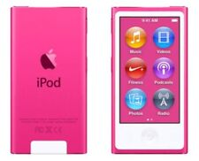 Lettori MP3 rosa Apple
