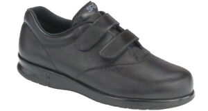 SAS Me Too Black Women's Shoes All Sizes & Widths FREE SHIPPING Brand New In Box