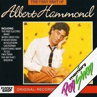 Albert Hammond Very best of (16 tracks, 1988, CBS) [CD]