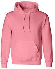 Vicabo Men Women Hooded Sweatshirt Coat Plain Design Hoodie Blank Pullover Hoody