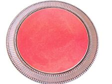 """Partylite Morrocan Spice Candle Tray P8574 Decorative Plate Platter Brown 12.5"""""""