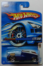 2006 Hot Wheels First Edition Qombee 17/38 (Blue Version)