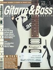 Gitarre & Bass 1996/08 (Dog Eat Dog)
