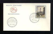 1993  ITALIA FDC CAVALLINO 6.4.1993 FRANCESCO GUARDI ALTO VALORE
