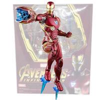 New Gift MARK50 Mk50 Marvel Avengers Infinity War Iron Man Action Figure