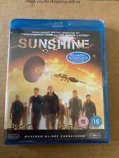 Sunshine (2007) Blu ray NEW & SEALED Cillian Murphy Danny Boyle Sci-Fi Thriller