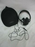 Bose QuietComfort 15 Noise Cancelling Headphones with Case - Black, Silver
