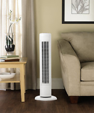 Portable Air Conditioner Oscillating Cooling Tower Fan Indoor Cooler Office AC