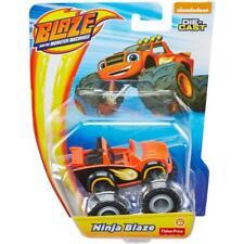 New Nickelodeon NINJA BLAZE & the Monster Machines Die-Cast Truck USA Seller