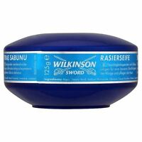 Wilkinson Sword Toiletries Shaving Soap Bowl 125g - 2 Pack