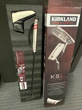 Kirkland Signature KS1 Putter, Right Handed + Head Cover - SLIGHT USE Very Good