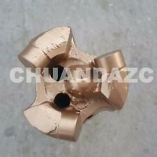 76 mm , 3 wing PDC drill bit Matrix/steel body oilwell drilling