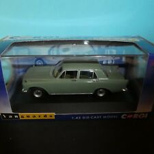 Corgi Va04607 Ford Zephyr 6 Mk3 in Spruce Green 1 43
