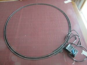 HO Scale Electric Trains Curved Track 11 Pieces Tyco Pak 1 Controller