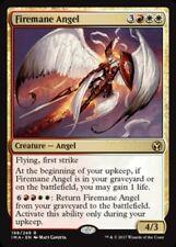 MTG-1x-NM-Mint, English-Firemane Angel - Foil-Iconic Masters