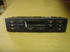 BMW 3 SERIES E46 CLIMATE CONTROL UNIT  64116941732