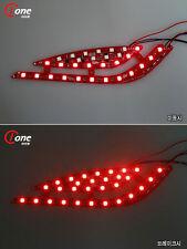 Rear LED bumper reflector lamp Module (Fits: Hyundai 2011-2015 Tucson ix35)