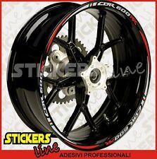adesivi HONDA CBR 600 RR strisce CBR RACING stripes