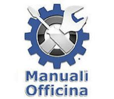 Gilera Nexus 500 Manuale di Officina e Manutenzione