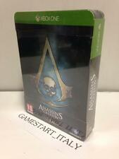 ASSASSIN'S CREED 4 IV BLACK FLAG SKULL EDITION XBOX ONE NUOVO VERSIONE ITA