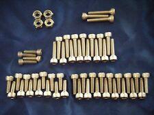 DUCATI  MONSTER ENGINE CASING SCREW KIT-- S/S